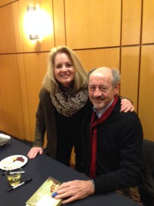 Ashley Memory and Billy Collins